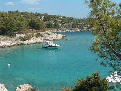 Chorvatsko pláže pláže v chorvatsku turistický průvodce